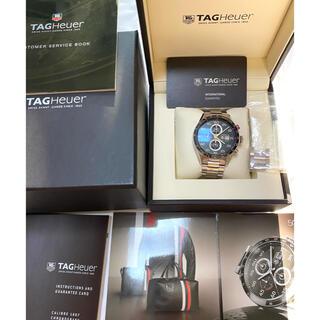 TAG Heuer - 美品 タグホイヤーカレラ キャリバー1887 メンズ43ミリ国内正規品