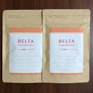ベルタ葉酸マカプラス 90粒入り 2袋