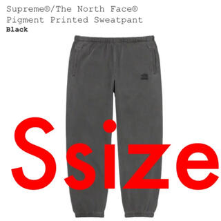 Supreme - Supreme The North Face スウェットパンツ ブラック