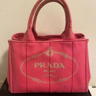 プラダ(PRADA)のプラダ カナパ 美品(ハンドバッグ)