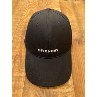 GIVENCHY - GIVENCHY 4G LOGO CAP ジバンシィ キャップ