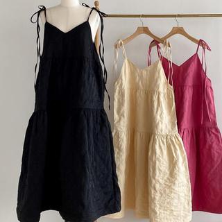 SeaRoomlynn - 一度着用美品 即完売 SeaRoomlynn ナイロンキルティングドレス
