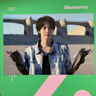 防弾少年団(BTS) - ジン BTS memories  Blu-ray フォトカード