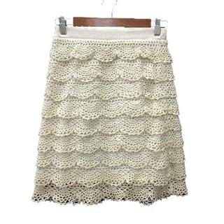 ストロベリーフィールズ(STRAWBERRY-FIELDS)のストロベリーフィールズ STRAWBERRY-FIELDS 台形スカート ひざ丈(その他)
