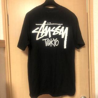 STUSSY - ステューシー stussy  Tシャツ Black