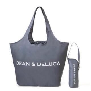 DEAN & DELUCA - ★DEEN&DELUCA★レジかごバッグ&保冷ボトルケース★GLOW(グロー★)