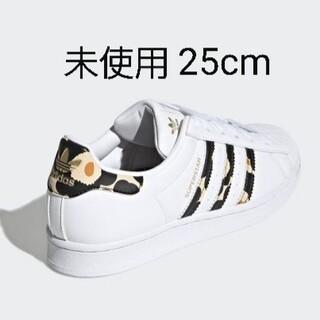 adidas - 【新品未使用】adidas×Marimekko  スーパースタースニーカー