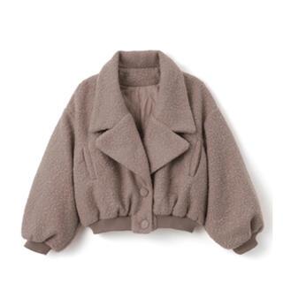 GRL - グレイル ボアテーラードジャケット 新品