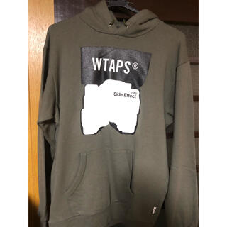ダブルタップス(W)taps)のWTAPS SIDE EFFECT / SWEAT PARKA(パーカー)
