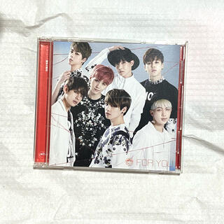 防弾少年団(BTS) - BTS FORYOU CD.DVD