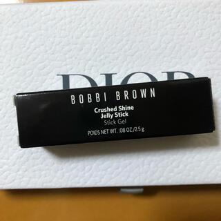 ボビイブラウン(BOBBI BROWN)のbobbi brown クラッシュドシャインジェリースティック 01(口紅)