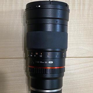 SAMYANG 135mm F2.0 ED UMC Eマウント