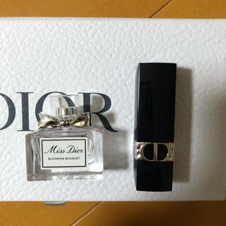 Dior - Dior ミニ ミスディオール5ml ルージュディオール