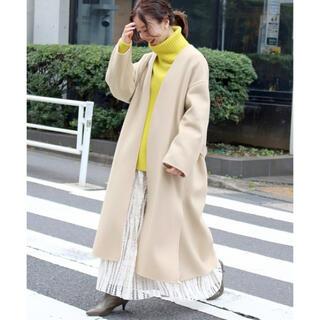 IENA - IENA(イエナ)/ MANTECOダブルフェイスコート 20AW 36サイズ