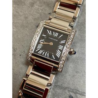 Cartier - タンクフランセーズsm アジア限定ブラック