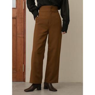 mystic - simple highwaist color pants