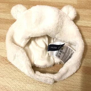ベビーギャップ(babyGAP)のベビーギャップ クマ 帽子 GAP(帽子)