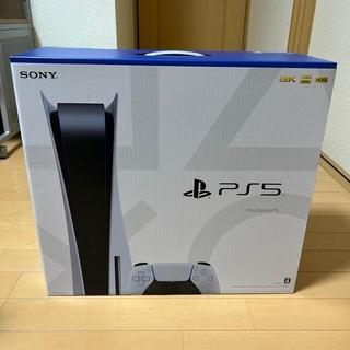 PlayStation - ps5本体 新品 未開封 SONY PlayStation5