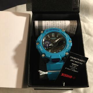 ジーショック(G-SHOCK)の新品タグ付G-SHOCK GA-2200-2AJF (腕時計(デジタル))