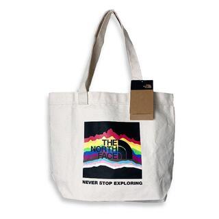 THE NORTH FACE - ノースフェイス『新品正規品タグ付き』海外限定Prideトートバッグ
