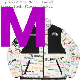 Supreme - supreme north face fleece jacket M