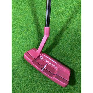 Callaway Golf - ODYSSEY オデッセイ O WORKS パター 限定ピンク 1W SH