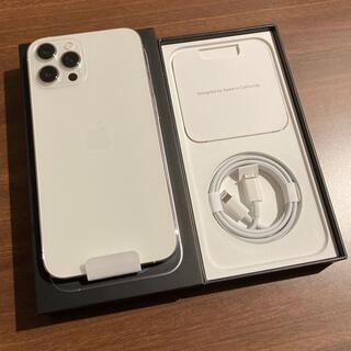 Apple - iPhone12ProMax 256GB シルバー 国内版SIMフリー