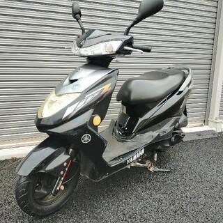 格安125cc シグナスZ 迫力のある1台 千葉県柏市 即日配送可能