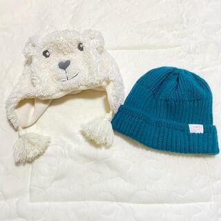 ベビーギャップ(babyGAP)のベビーギャップ サマンサモスモス 帽子 2点セット まとめ売り(帽子)