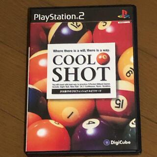 PS2  クールショット ビリヤード