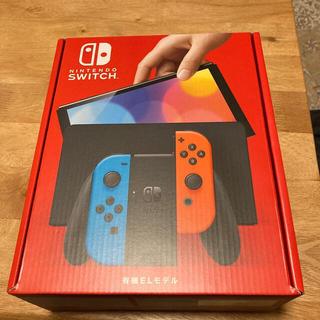 Nintendo Switch - Nintendo Switch  有機el 本体 任天堂スイッチ ネオン