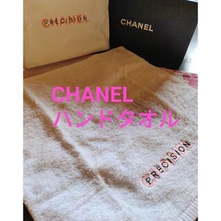 CHANEL - ♥CHANEL✰✰正規品ノベルティーハンドタオル✧✧