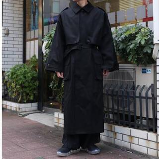 ジョンローレンスサリバン(JOHN LAWRENCE SULLIVAN)のsoshiotsuki 外套 gaitou 46(トレンチコート)