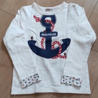 ミキハウス(mikihouse)のミキハウス 長袖トレーナー 130(Tシャツ/カットソー)