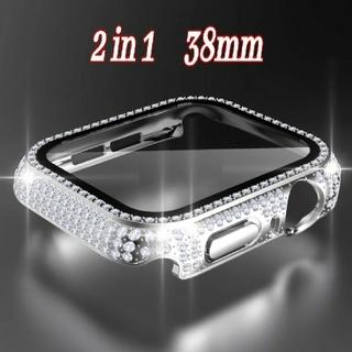 Apple Watch CZ 保護カバー バンド  38/40mm a