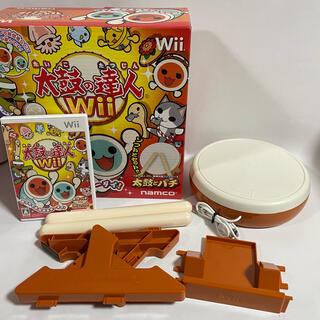 ウィー(Wii)の太鼓の達人Wii (家庭用ゲームソフト)