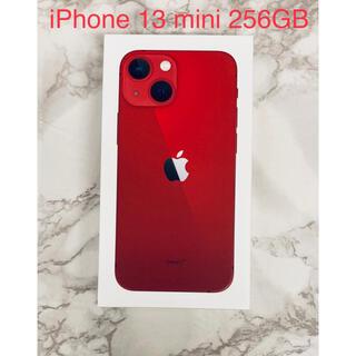 iPhone - iPhone13 mini 256GB 新品未使用 SIMフリー