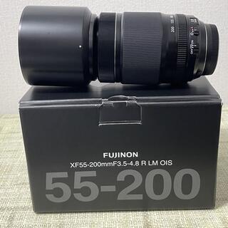 富士フイルム - FUJIFILM 富士フィルムXF 55-200MM R LM OIS
