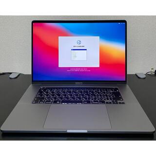 Apple - MacBook Pro 2019 16インチ,Core i9,64GB