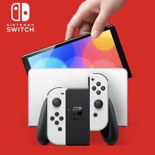 Nintendo Switch - 任天堂 Switch 本体 有機el ホワイト