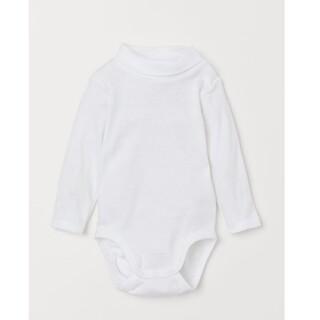 エイチアンドエム(H&M)の長袖ボディースーツ(肌着/下着)