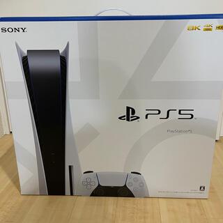 PlayStation - PS5 本体 新品 未開封【当日12時までのご購入で即日発送可能】