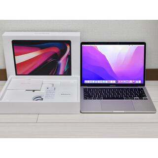 Apple - アルティメット M1 MacBookPro 13 SSD2TB US AC+