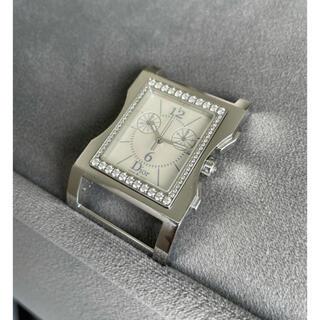 Christian Dior - 腕時計 ディオール クリス47 ダイヤベゼル シェル