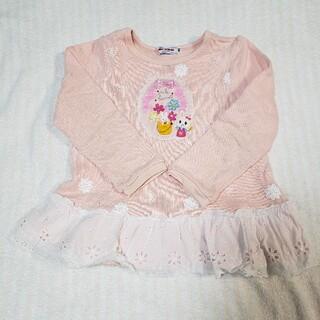 ミキハウス(mikihouse)の厚手カットソー  ミキハウス 100(Tシャツ/カットソー)
