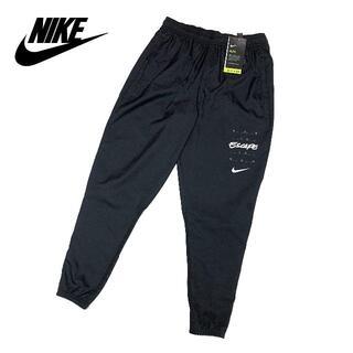 NIKE - 新品 Mサイズ ナイキ エッセンシャル グラフィック ウーブン パンツ 黒