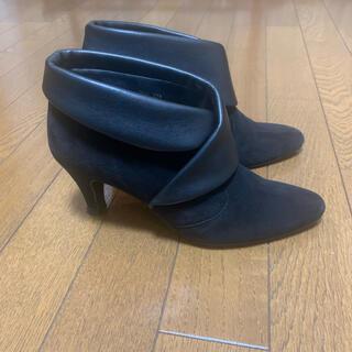 IENA - レザー  ブーツ