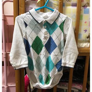 エイチアンドエム(H&M)のH&M ボディTシャツ(Tシャツ)