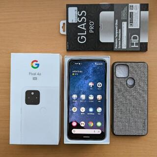 Google Pixel - Google Pixel 4a 5G  ホワイト SIMフリー