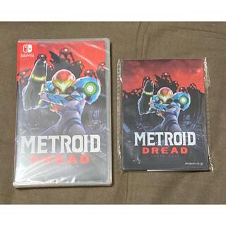 Nintendo Switch - 【新品未開封】メトロイドドレッド ソフト&アクリルスタンド